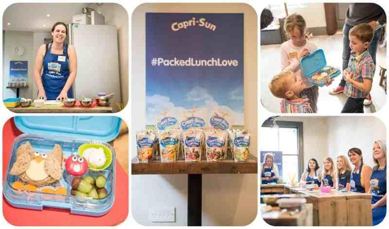 #PackedLunchLove
