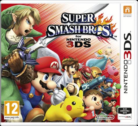 Nintendo Super Smash Bros