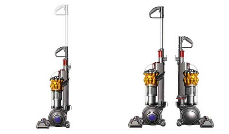 Dyson Small Ball Multi Floor DC40 Upright Vacuum Cleaner