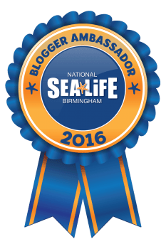 Sea Life Blogger Ambassador