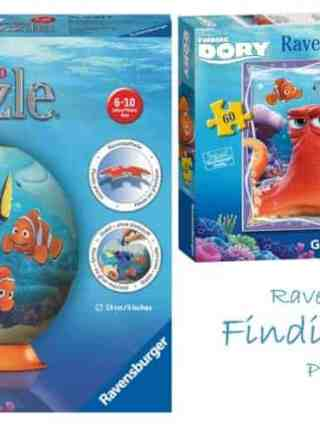 Finding Dory Puzzles
