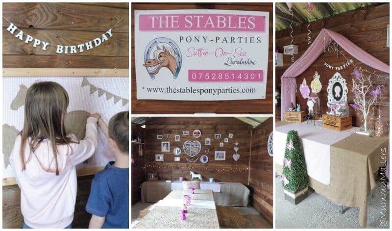 The Stables Pony Parties