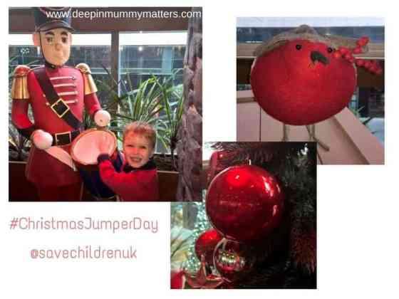 #ChristmasJumperDay