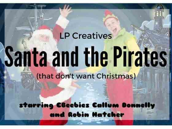Santa and the Pirates