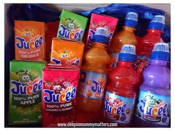 Jucee drinks