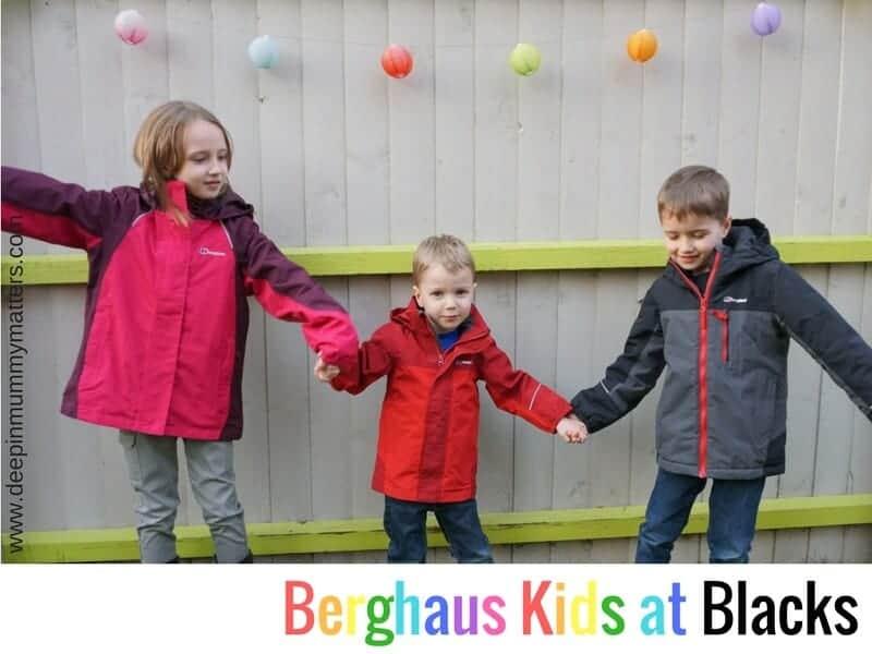Berghaus Kids