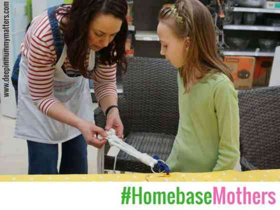 #HomebaseMothers