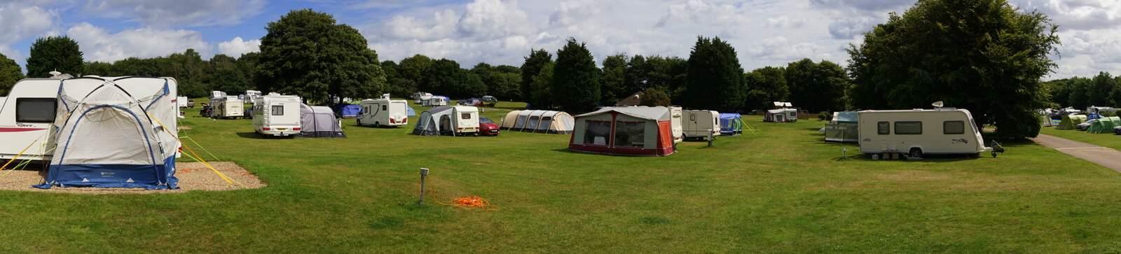 West Runton Camping