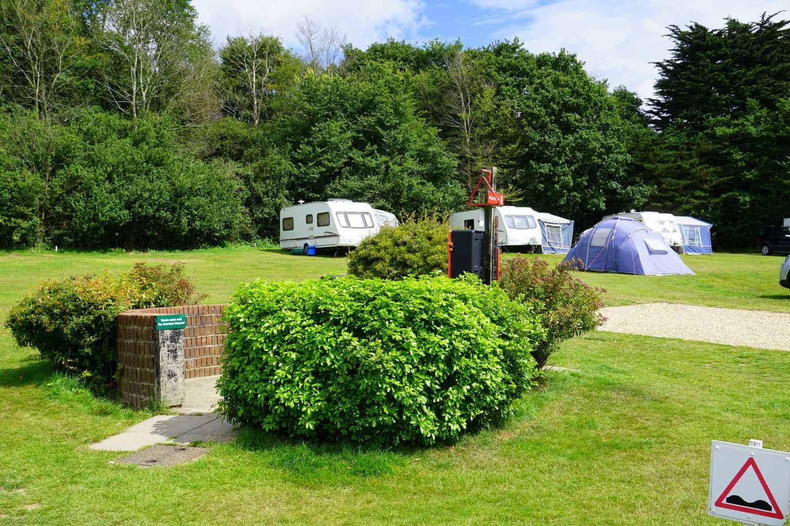 West Runton Camping