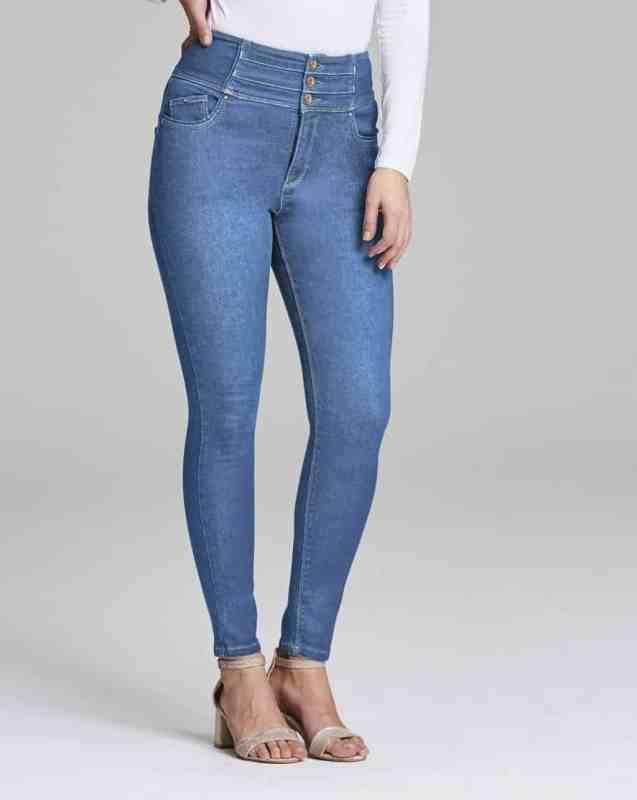 Shape & Sculpt High Waist Jeans