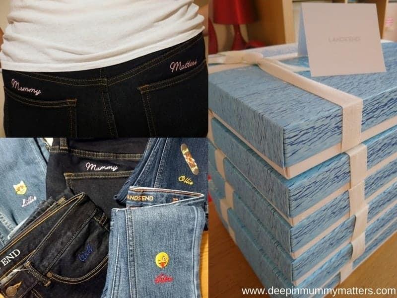 Lands' End Jeans for Genes