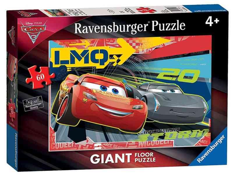 Disney Cars 3 Puzzle