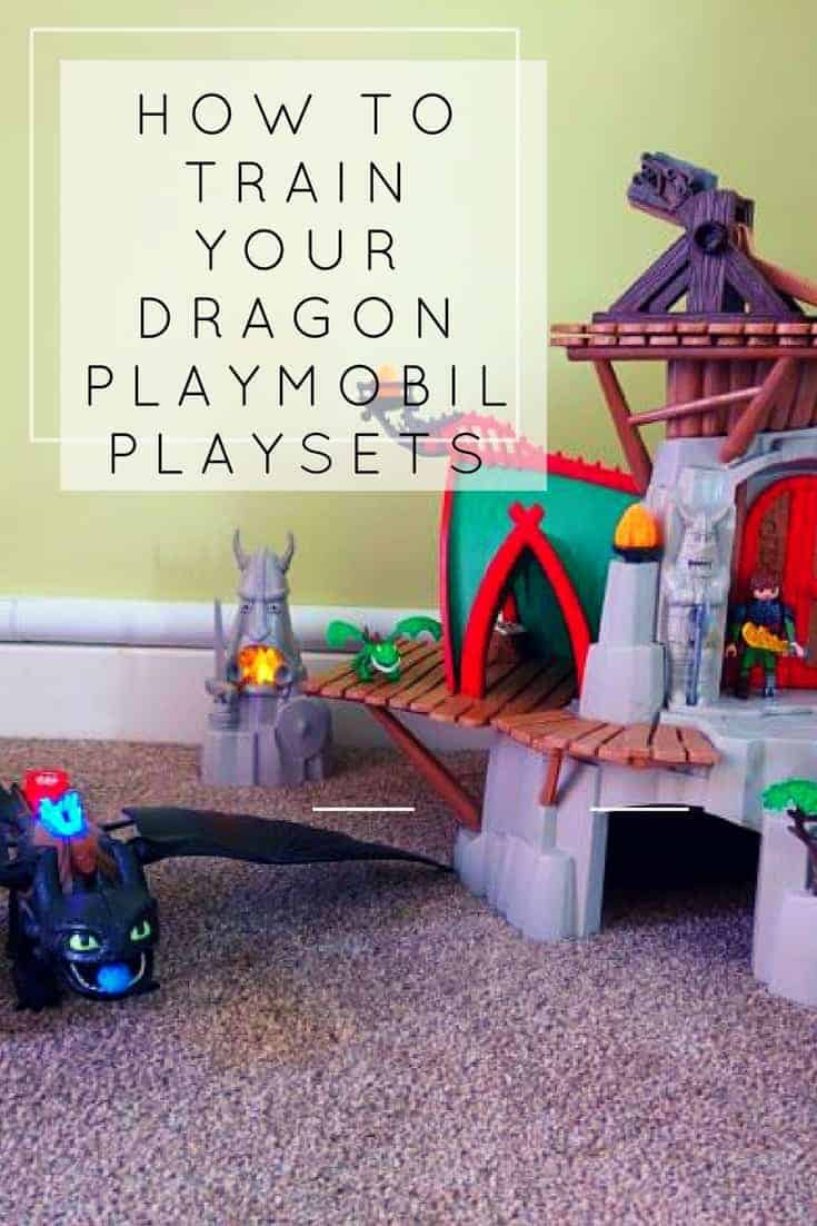 HOW TO TRAIN YOUR DRAGON PLAYMOBIL PLAYSETS