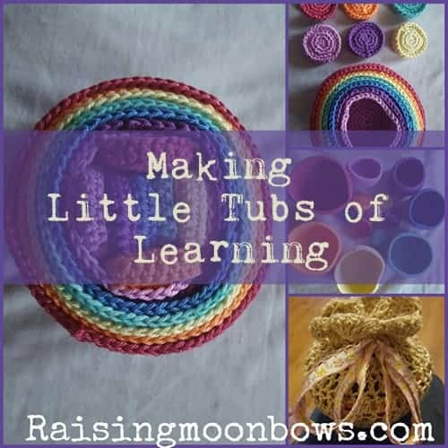 Little Learning Tubs