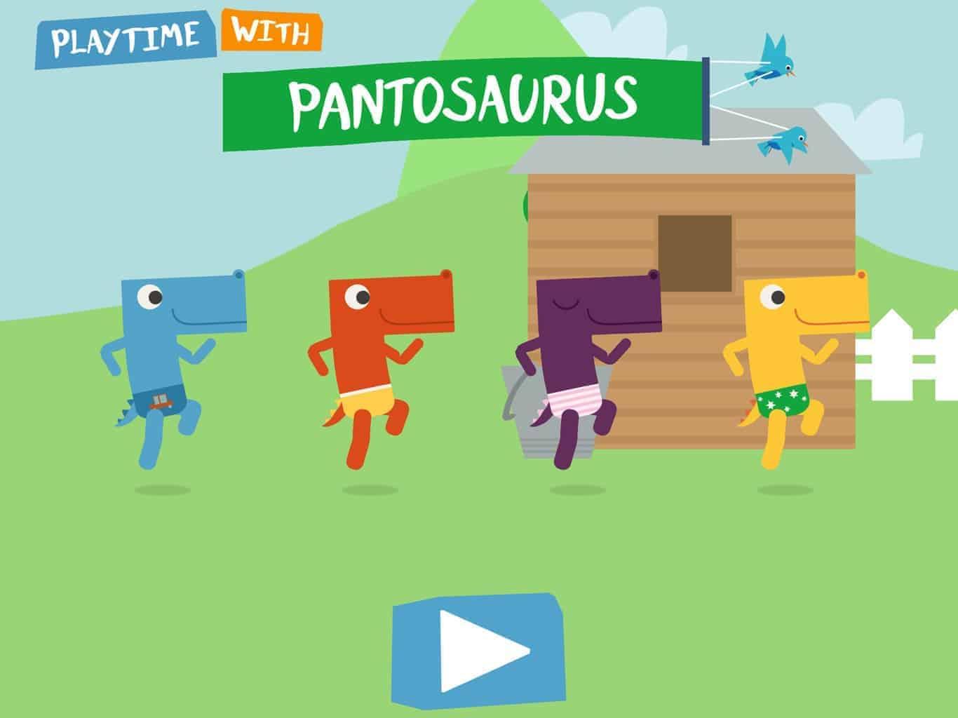 NSPCC Pantosaurus