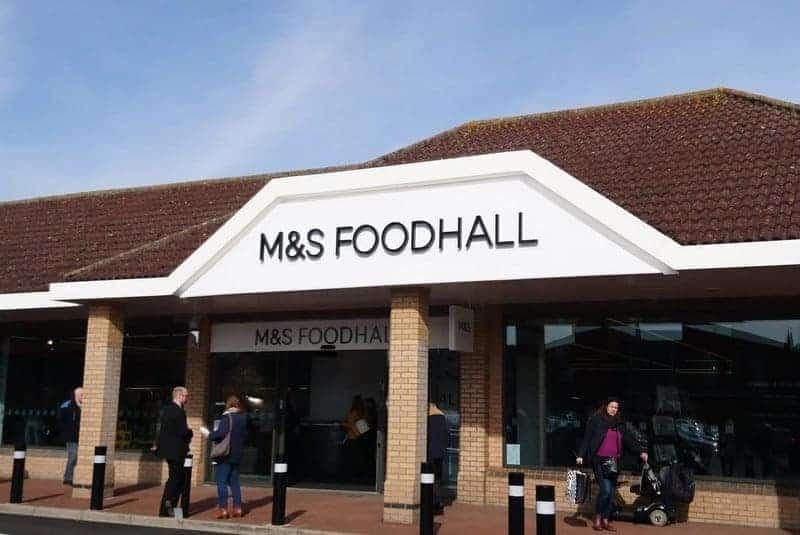 M&S Foodhall