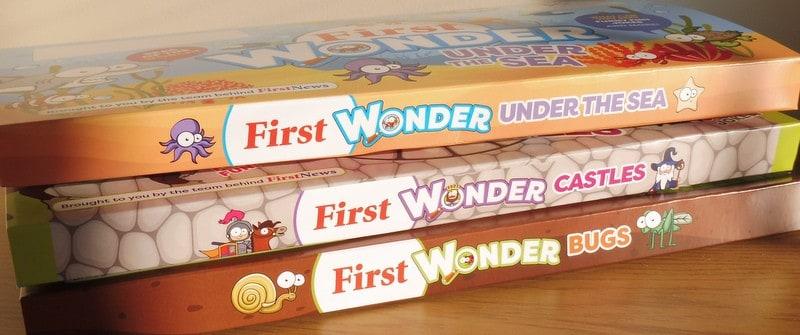 First Wonder Box