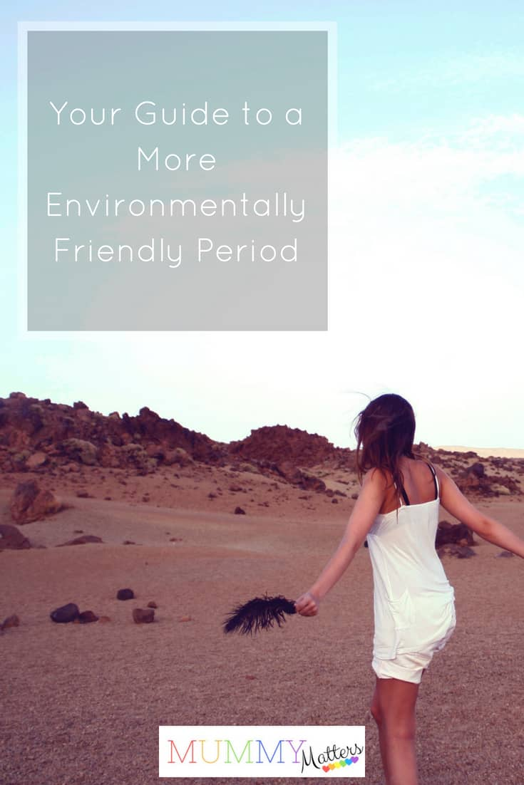 Your Guide to a More Environmentally Friendly Period