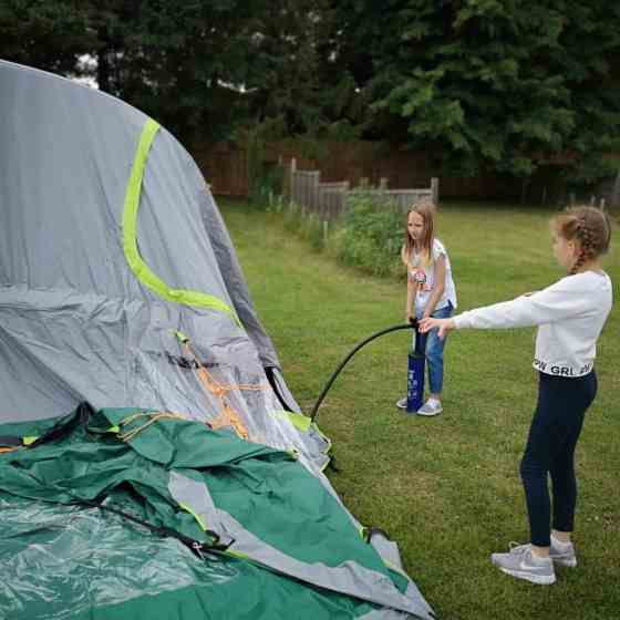 Coleman Fast Pitch tent