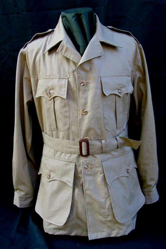 Bush Jacket