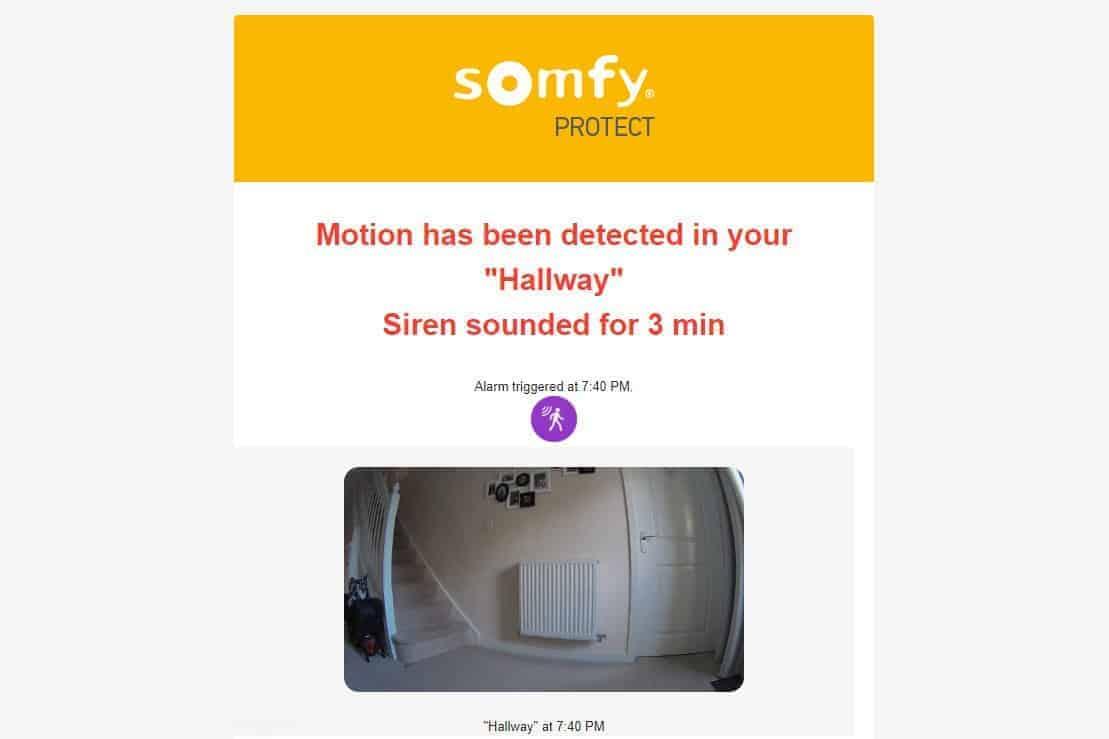 Somfy One