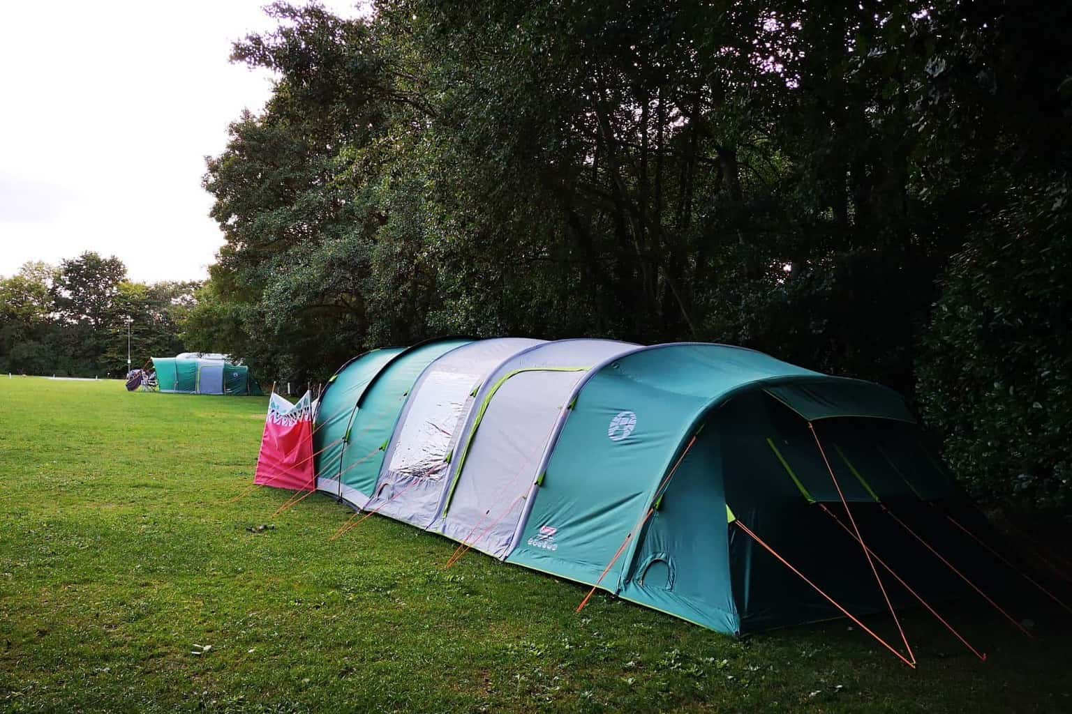 Kevledon Hatch Camping and Caravanning Club Site