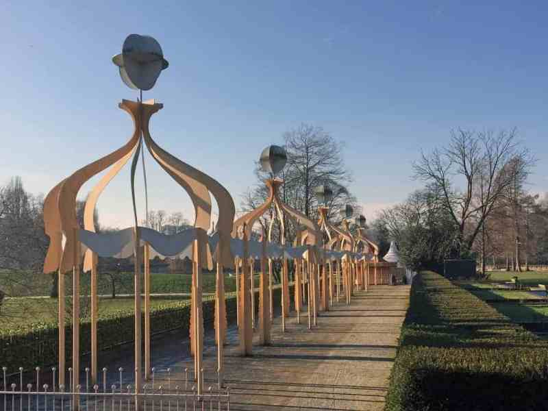 Attractions in London: Battersea Park