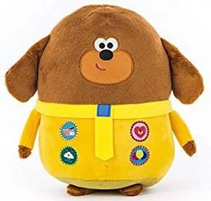 Woof Woof Duggee Soft Toy