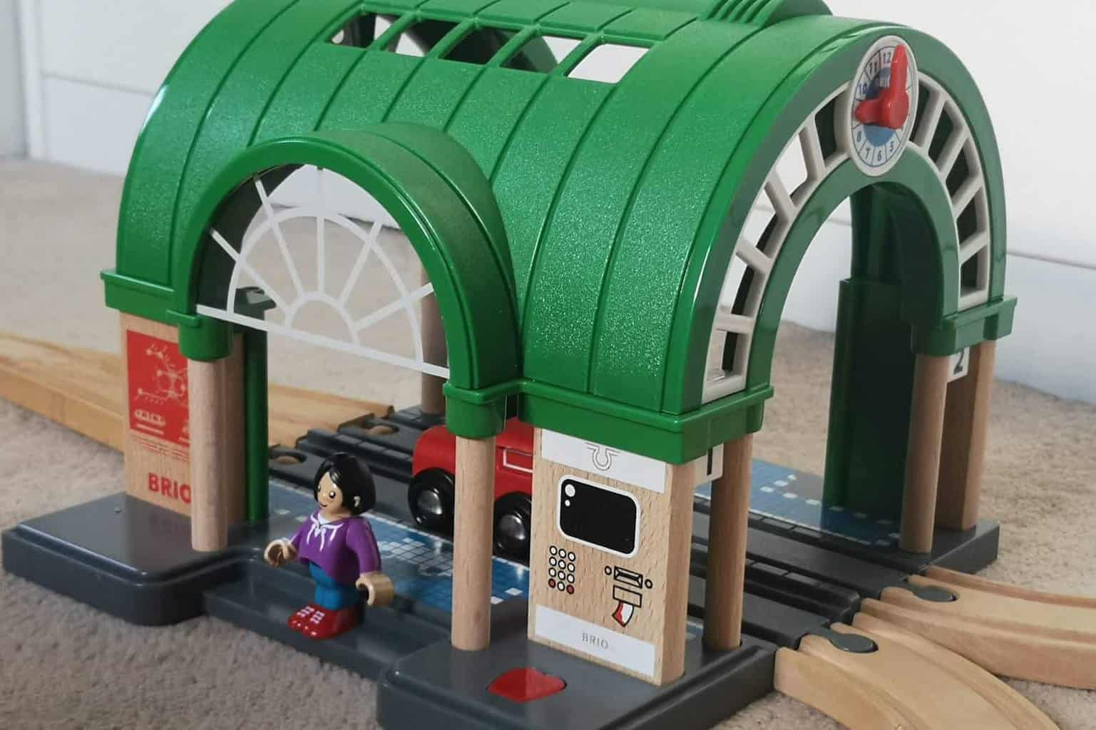 Train Station BRIO World