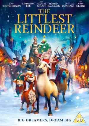 The Littlest Reindeer DVD