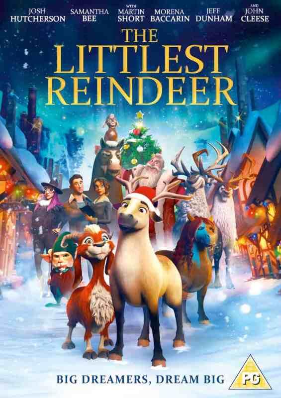 The Littlest Reindeer