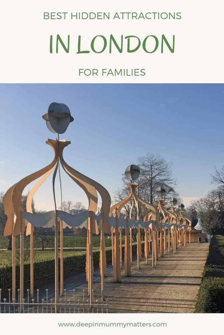 Best Hidden Attractions in London for Families