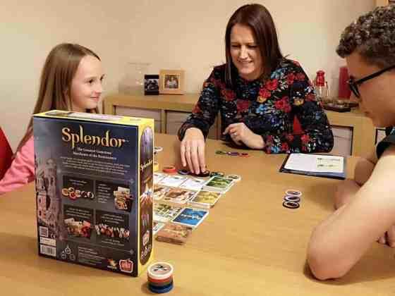 Splendor Board Game
