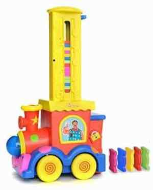 Mr Tumble Domino Train
