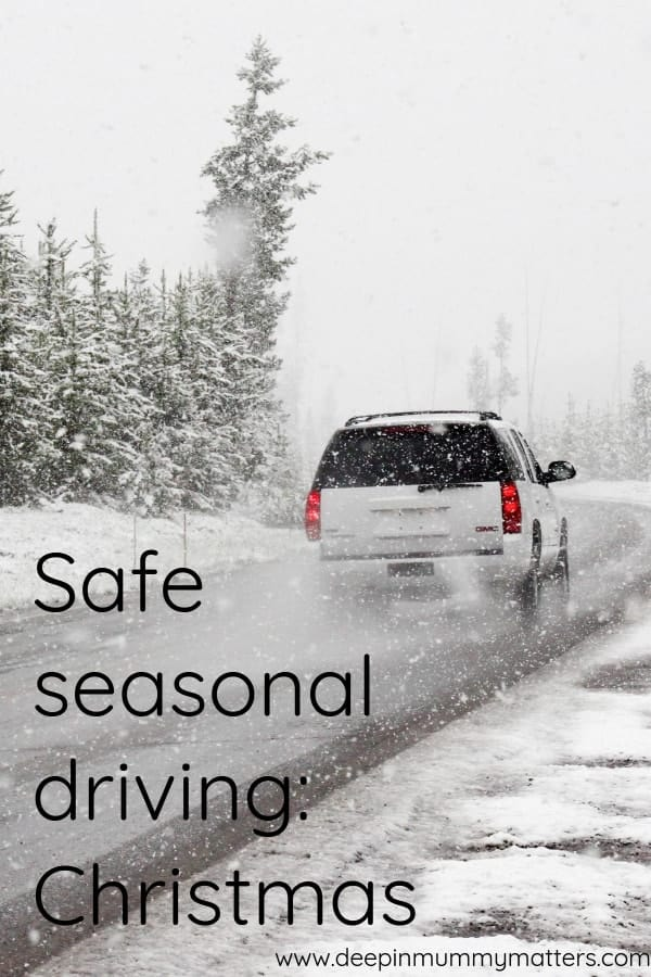 Safe Seasonal Driving