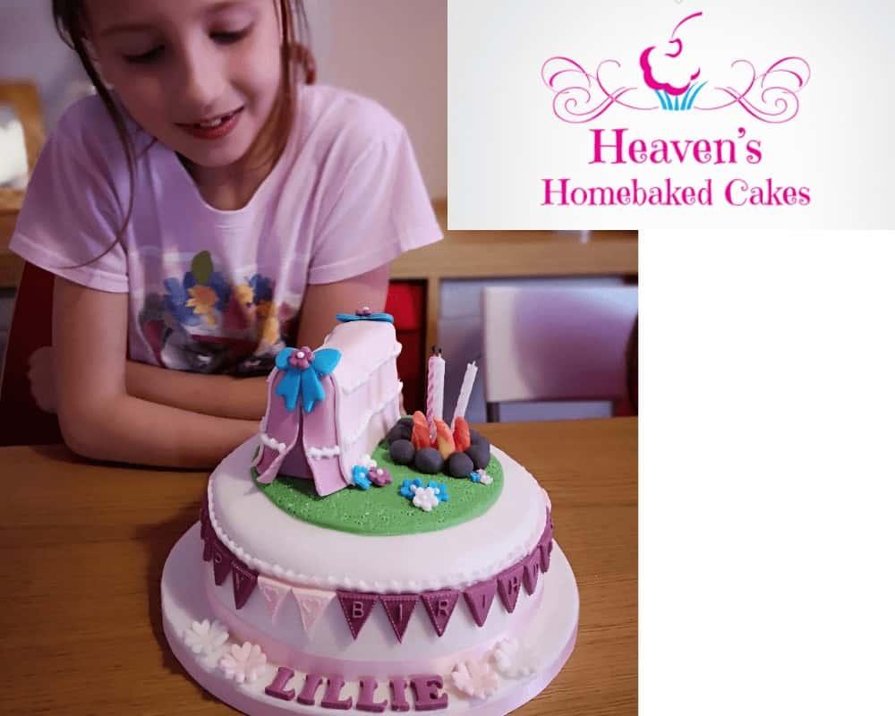 Heaven's Homebaked Cakes