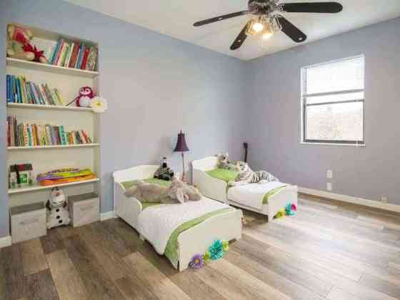 Perfect kids shared bedroom