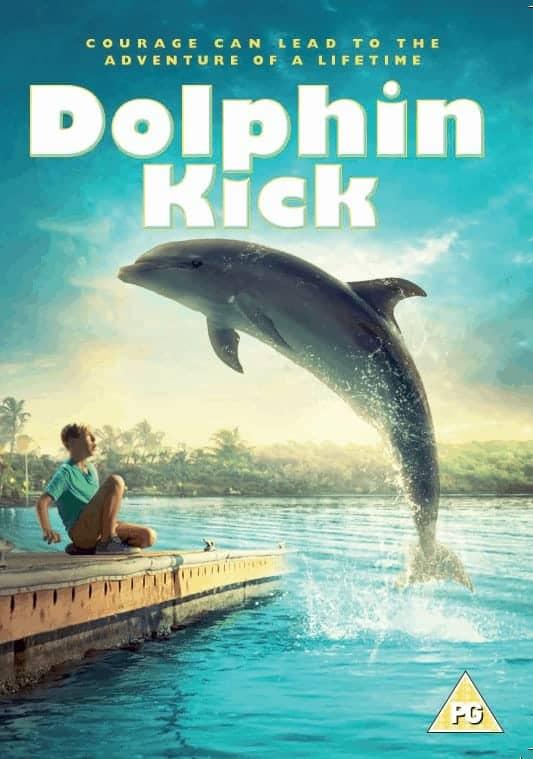 Dolphin Kick DVD Sleeve