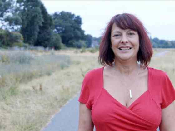 Adopter Louisa from Birmingham