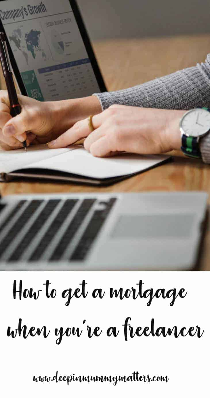 How to get a mortgage when you're a freelancer