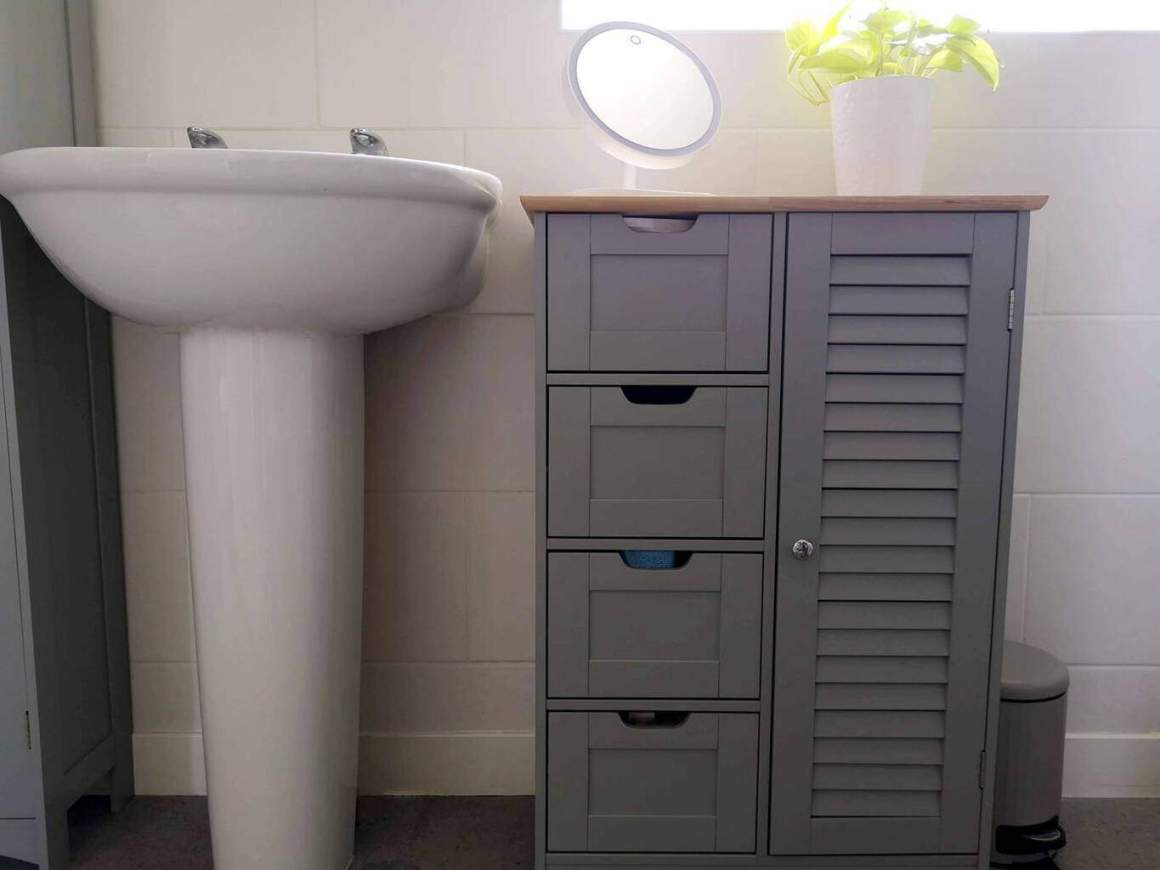 VonHaus Bathroom Furniture