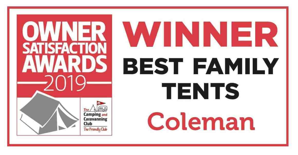 Coleman Best Family Tents