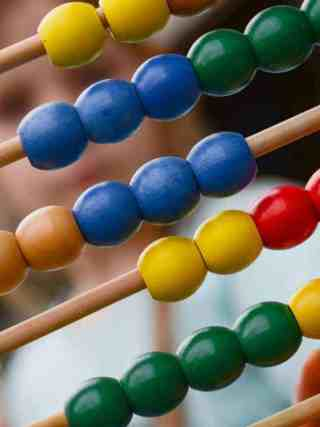 Abacus representing SEN spending