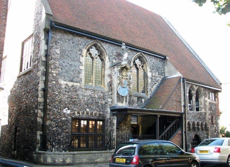 Tolhouse Gaol