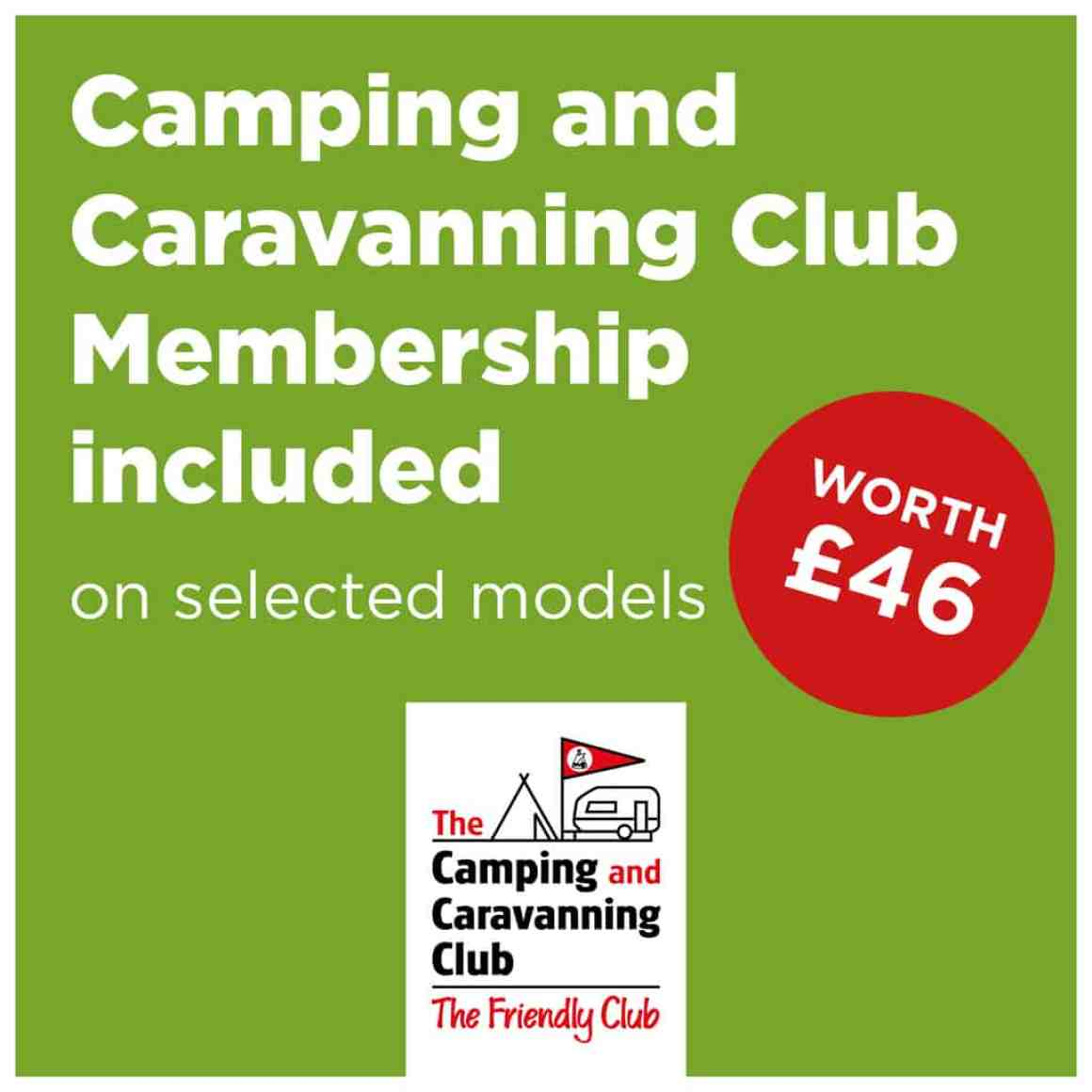 Camping and Caravan Club Membership