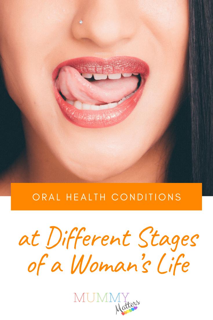 Oral Health Conditions
