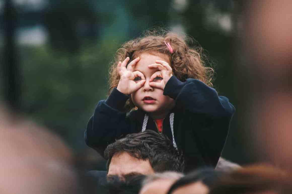 child has sight problems