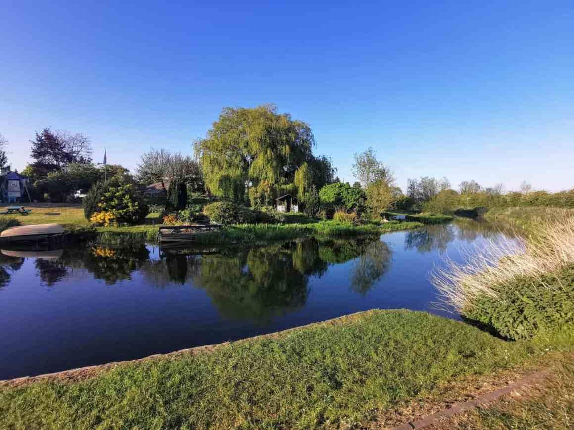 Covid-19 diaries - River walks