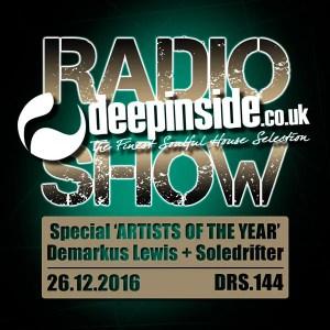 Deepinside radio Show 144