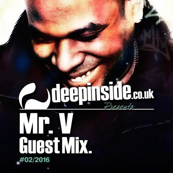 Mr V Guest Mix